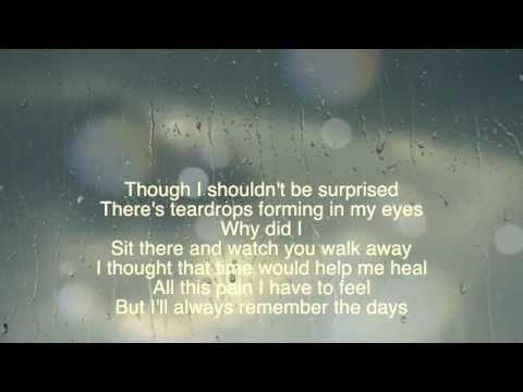 On rainy days (English Version)