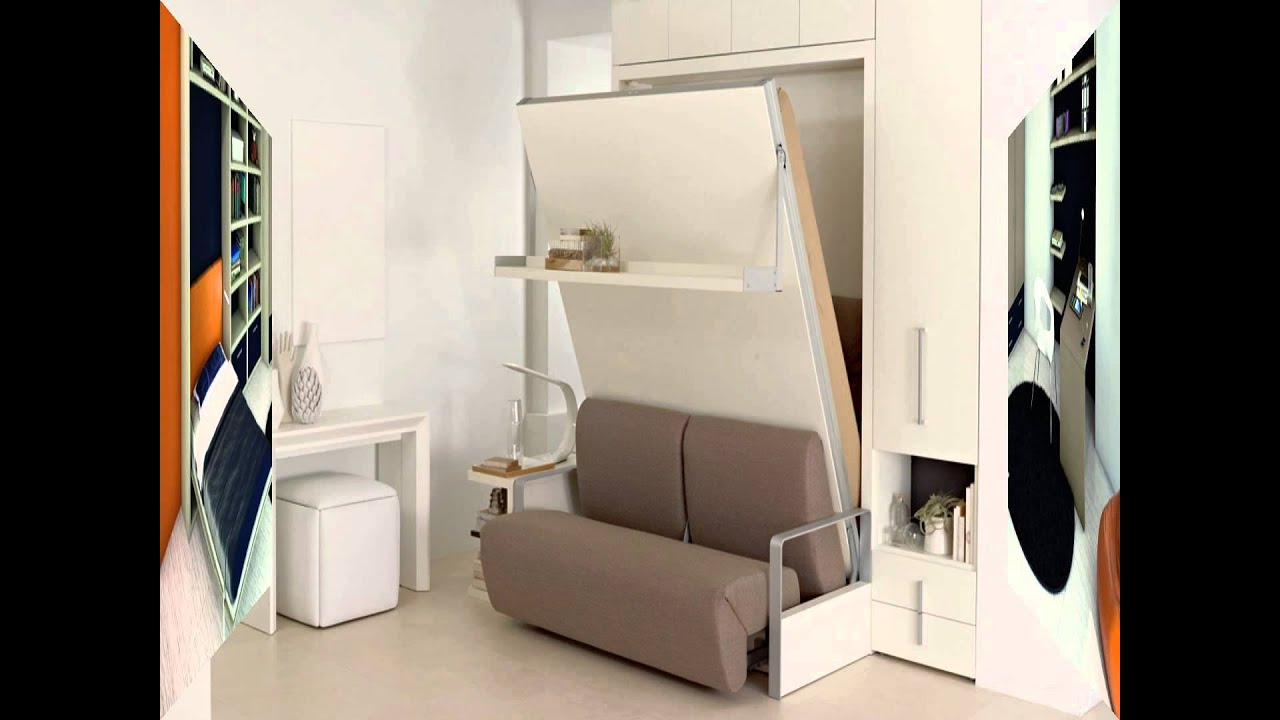 Ordinaire Cool Murphy Beds   Creative Modern Designs   YouTube