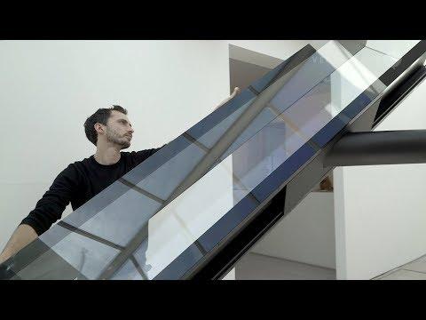 Sarah Oppenheimer: S-01 / Annely Juda Fine Art, London