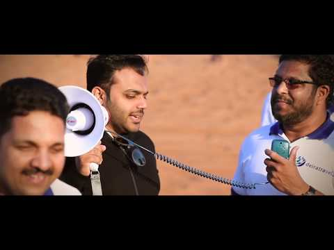 Deira Travel – 23rd Anniversary Celebration at Desert Camp Dubai