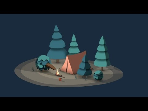 Cinema 4D Tutorial - 5 Ways to Create Cel Shading in Cinema
