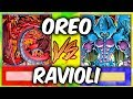 Yugioh RAVIEL vs URIA! (Yu-gi-oh God Card Deck Duel!)