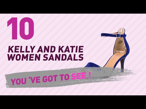 Kelly And Katie Women Sandals // New & Popular 2017