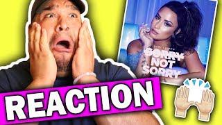 Demi Lovato - Sorry Not Sorry [REACTION]