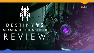 Destiny 2: Season of the Splicer - Review (Video Game Video Review)