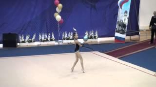 Дарья Зайцева, мяч. Чемпионат России 2015, Пенза