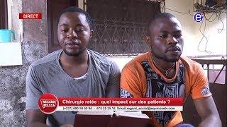 REGARD SOCIAL(CHIRURGIE RATÉE; QUEL IMPACT POUR DES PATIENTS)DU 22 03 2019 - ÉQUINOXE TV