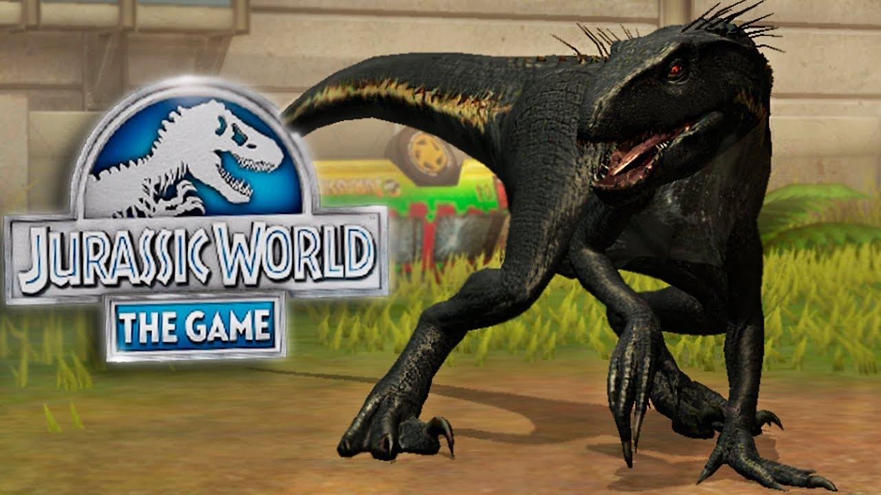 Download Jurassic World The Game Mod Apk 2018 v 1 26 3
