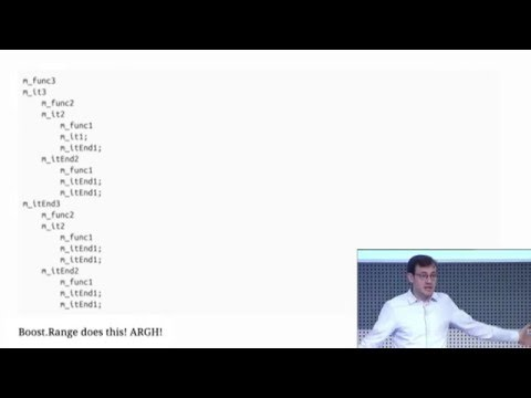 From Iterators to Ranges: The Upcoming Evolution Of the STL - Arno Schödl - Meeting C++ 2015