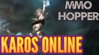 MMO Hopper #49: KAROS ONLINE worth playing?