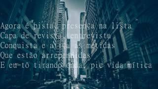JHEF - VIDA MÍTICA (COM LETRA)