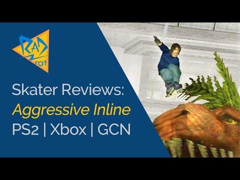 Aggressive Inline - Better Than Tony Hawk 4? PS2/Xbox/Gamecube 🎮