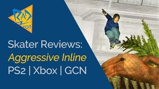 Aggressive Inline - Better Than Tony Hawk 4? PS2/Xbox/Gamecube 🎮