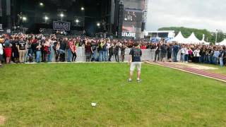 Wall of death Mass Hysteria Download France 2016