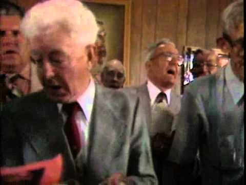 Thornton Old Regular Baptist Church: I'm Going Home (lining hymn) (1983)
