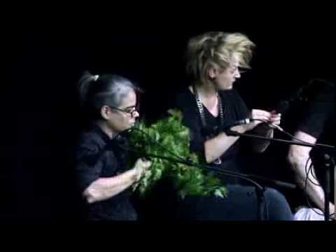 The Vegetable Orchestra - Regen, live @ TEDxVienna