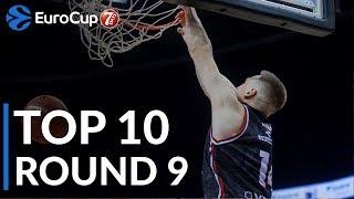 7DAYS EuroCup Regular Season Round 9 Top 10 Plays
