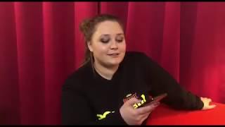 """София Зайка отвечает на вопросы зрителей """"Телекарты Онлайн""""!"""