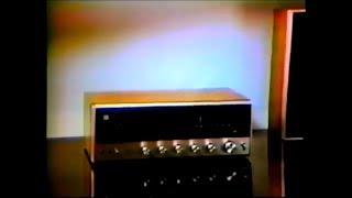 Panasonic Stereo Commercial (Edward Herrmann, 1971)