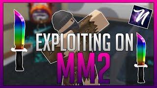 ROBLOX Exploit Trolling - Murder Mystery 2 [NEBULA HUB V2]