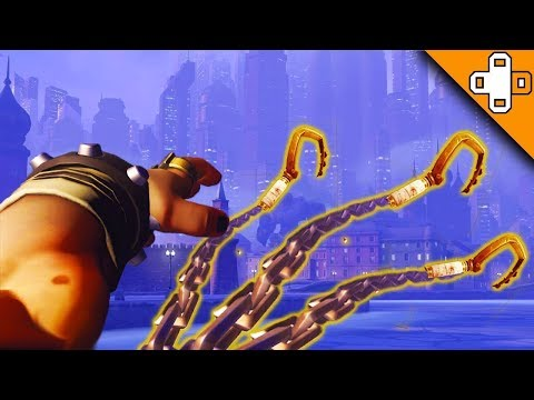 Hooked on Overwatch! Overwatch Funny & Epic Moments 804 thumbnail
