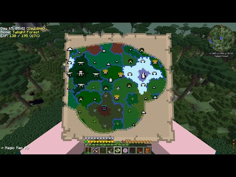 e23 Twilight Forest Progression - Project Ozone