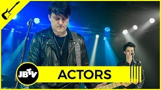 ACTORS L Appel Du Vide Live JBTV