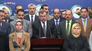 سنة العراق يقاطعون البرلمان