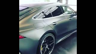 New Mercedes AMG GT 4-Door Coupé review 2018
