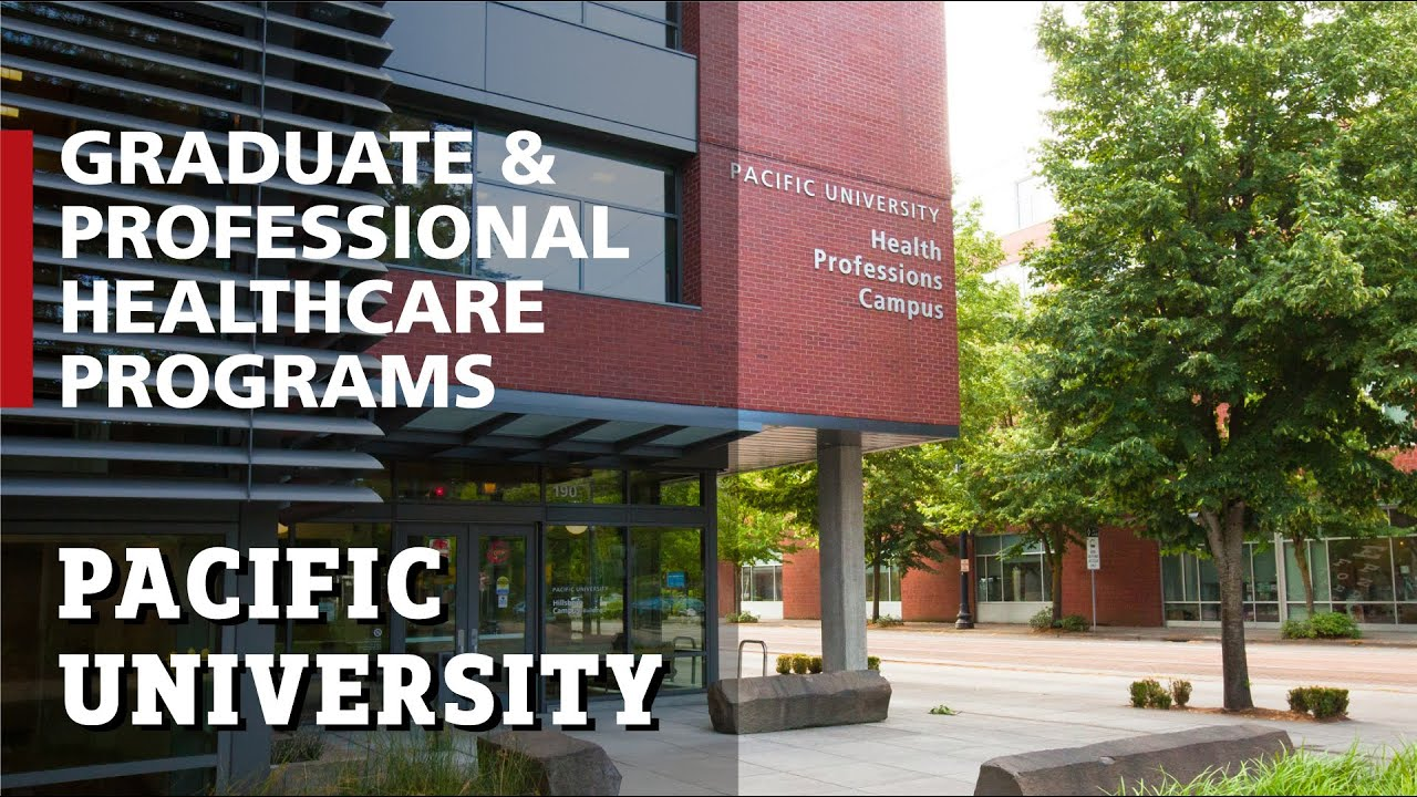 College of Health Professions | Pacific University