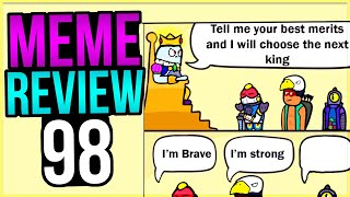 The New KING of BRAWL STARS 👑 Brawl Stars Meme Review #98