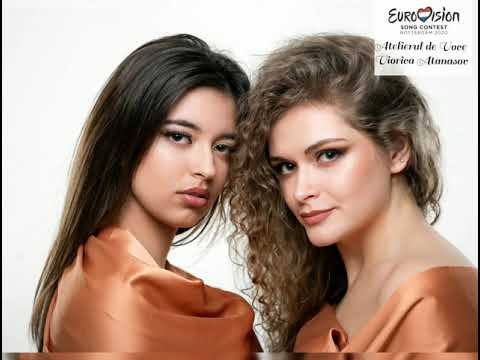 We will be legends - Andreea Portarescu & Petronela Donciu Eurovision 2020 , Rep. of Moldova