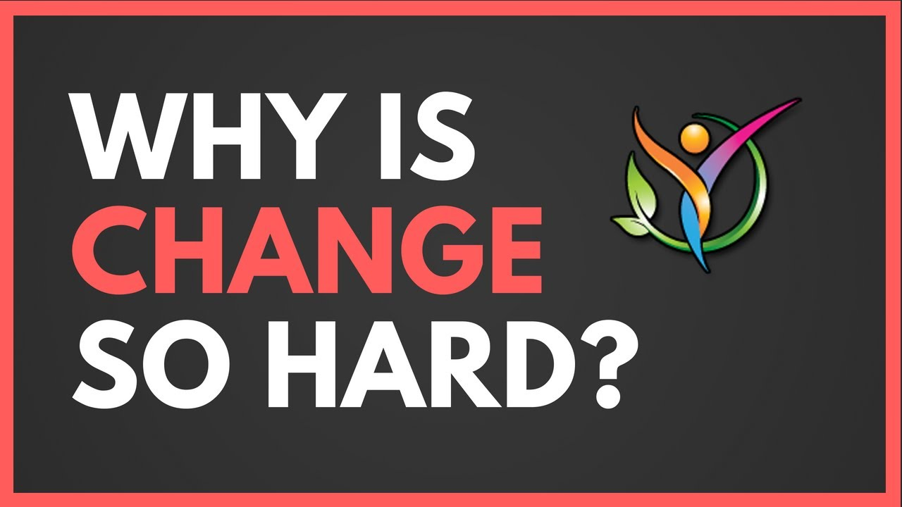 Why Is Change So Hard?  | Hand On The Stove Analogy
