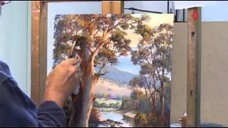 John Bradley At Morpeth Gallery