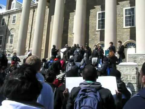 Penn State's March Against Rising Tuition