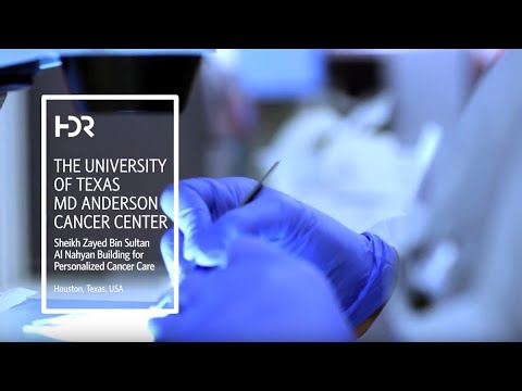 University of Texas MD Anderson Cancer Center, Zayed Building for Personalized Cancer Care