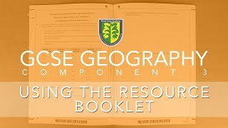 Part 2 - Using the Resource Booklet