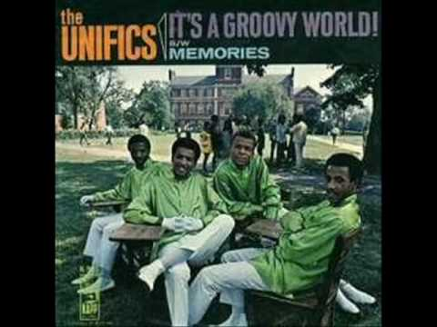 The Unifics-Working My Way Back (Into A Funky Thing)