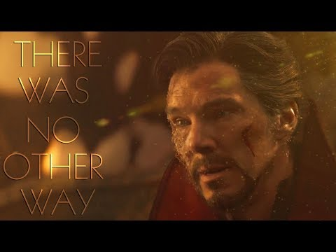 (Marvel) Doctor Strange | There Was No...