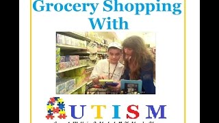 Grocery Shopping with Autism: Walk in S.M.A.A.R.T.Mom's Shoes