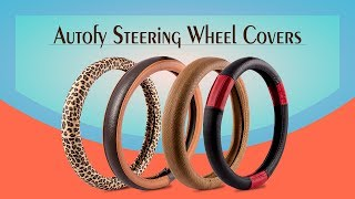 Autofy Steering Wheel Covers / Grip for All Cars: Style, Features and Installation Guide