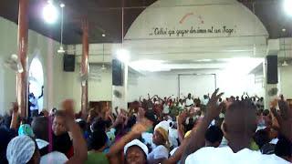 L'eglise Baptist Eben-Ezer St.Marc Haiti