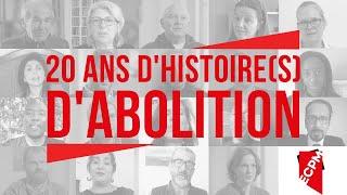 20 ans de lutte, Ensemble contre la peine de mort !