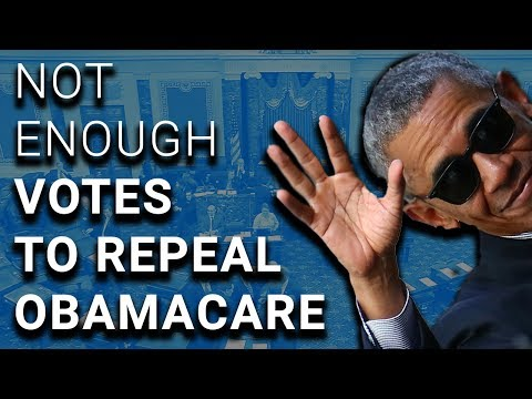 """""""repeal-obamacare,-replace-later""""-already-dead"""