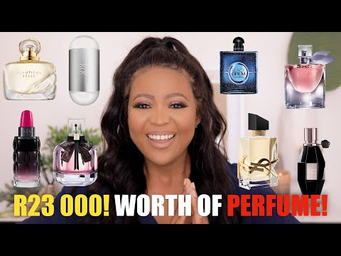 My R23 000! Perfume Collection! | 2020