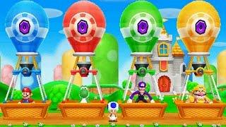 Mario Party Island Tour - Hot-Air Hijinks