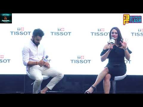 Virat Kohli BEST Interview By Mayanti Langer   IPL & Anushka Sharma   Tissot Brand thumbnail