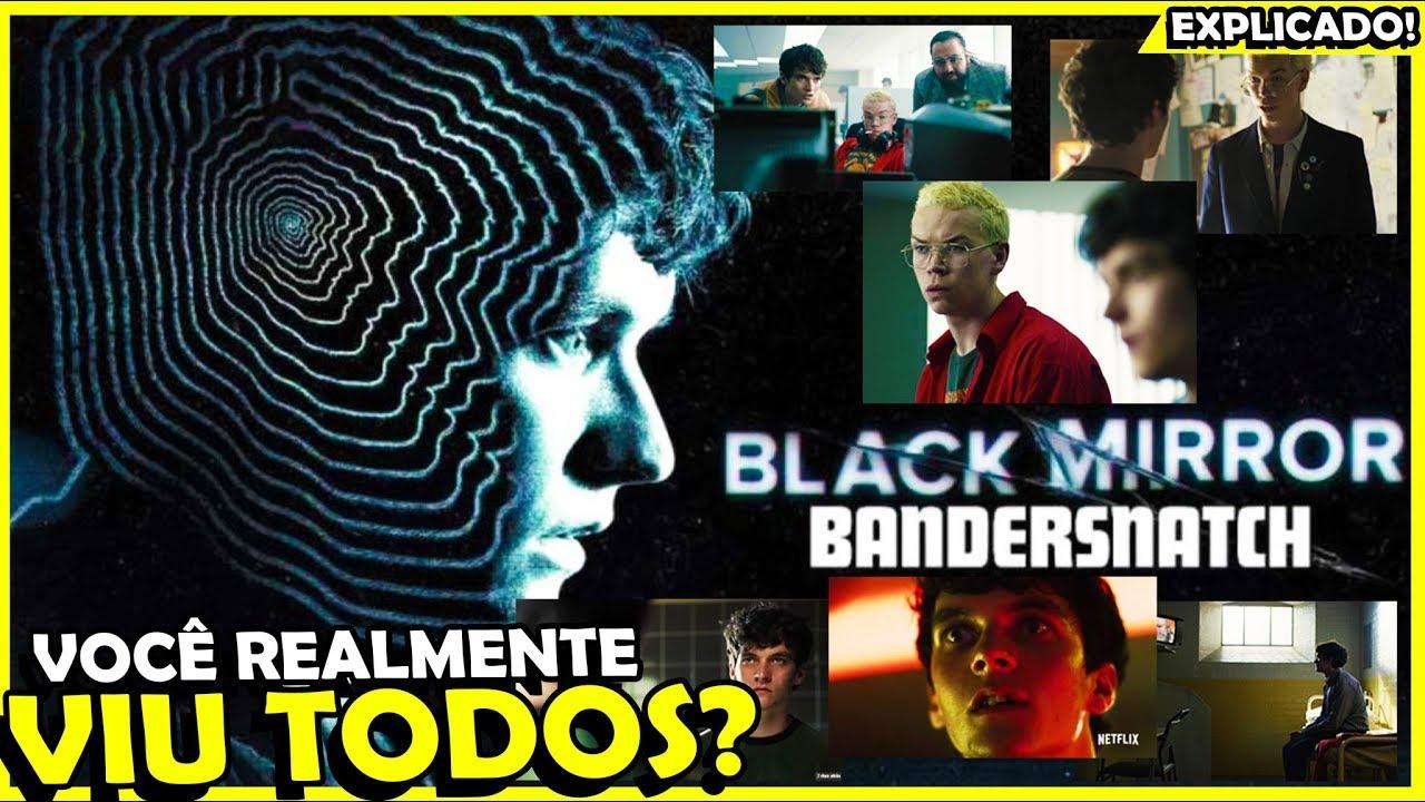 Download BLACK MIRROR BANDERSNATCH FINAIS EXPLICADOS