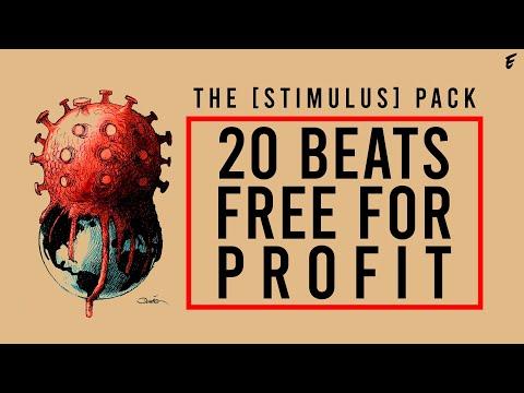 """The Stimulus Pack"" [20 Free Beats For Profit] kendrick lamar, j cole, type beats 2021 |1hr Of Beats"