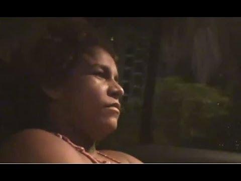 Veja como está jovem que foi abusada na prisão